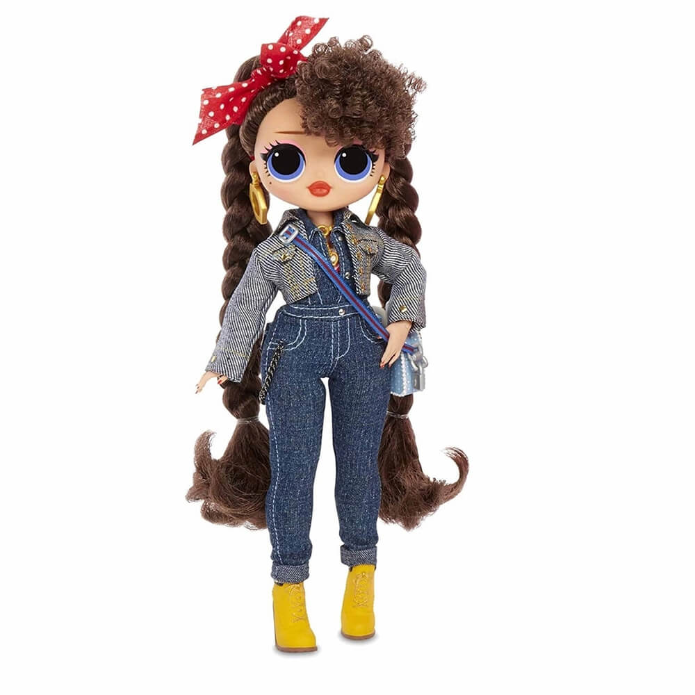 Большая кукла LOL Surprise OMG Busy B.B. Fashion Doll с 20 сюрпризами - 6